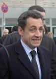 Nicolas Sarkozy Stock Image