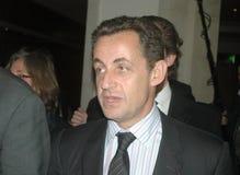 Nicolas Sarkozy Stock Photography