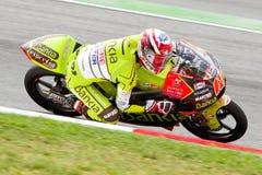 Nicolas Terol racing Stock Photography