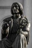 Nicolaus哥白尼。 库存照片