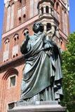 nicolaus του COPERNICUS Στοκ φωτογραφία με δικαίωμα ελεύθερης χρήσης