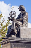 Nicolaus Copernicus Royalty Free Stock Photography