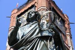 Nicolaus Copernicus Royalty Free Stock Photo