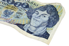 Nicolaus Copernicus, astronomer stock image