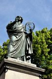 Nicolaus Copernicus monument in Torun, Poland Royalty Free Stock Photos