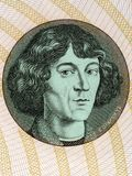 Nicolaus Copernicus portrait Royalty Free Stock Photography