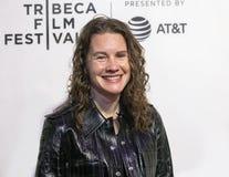 Nicole Barelme na premier 'dela toma um excêntrico 'no festival de cinema 2019 de Tribeca imagem de stock
