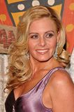 Nicole Eggert. At the The Real Gilligan's Island Launch Party, Pearl, West Hollywood, CA 11-30-04 stock image