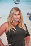 Nicole Eggert royaltyfri bild