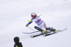Nicole Gius - alpine skiing Stock Photos