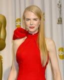 Nicole Kidman Foto de Stock Royalty Free