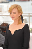Nicole Kidman. CANNES, FRANCE - MAY 15, 2013: Nicole Kidman at the photocall for the Jury of the 66th Festival de Cannes royalty free stock photography