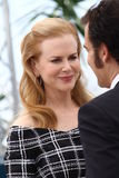 Nicole Kidman and Clive Owen Royalty Free Stock Photos
