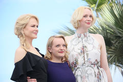 Nicole Kidman, Elisabeth mech, Gwendoline Christine Fotografia Royalty Free