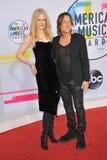 Nicole Kidman en Keith Urban Stock Foto