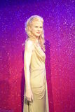 Nicole Kidman - Hall of celebrities. Hall of celebrities expo at Madame Tussauds museum in London Stock Photography