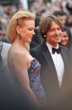 Nicole Kidman & Keith Urban Royalty Free Stock Images