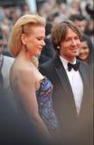 Nicole Kidman & Keith Urban Royalty Free Stock Images