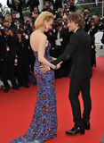 Nicole Kidman & Keith Urban Stock Image