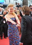 Nicole Kidman & Keith Urban Royalty Free Stock Photo