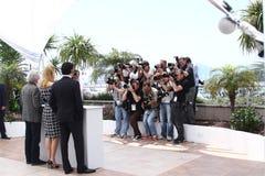 Nicole Kidman, Philip Kaufman, Clive Owen Stock Image