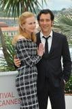Nicole Kidman u. Clive Owen stockfotografie
