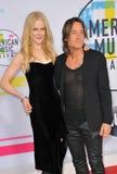 Nicole Kidman y Keith Urban Imagen de archivo