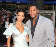 Nicole Murphy and Michaell Strahan Stock Image