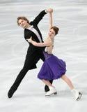 Nicole ORFORD / Thomas WILLIAMS (CAN) Stock Photos