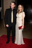 Nicole Richie, Joel Madden fotografia de stock