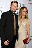 Nicole Richie, Joel Madden foto de stock royalty free