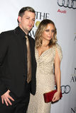 Nicole Richie,Joel Madden Royalty Free Stock Photo