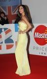 Nicole Scherzinger Imagens de Stock Royalty Free