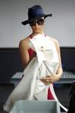 Nicole Scherzinger Photographie stock libre de droits