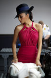 Nicole Scherzinger Foto de Stock Royalty Free