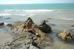 Nicole1 immagini stock