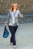 Nicoletta mantovani,italy Royalty Free Stock Images