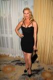 Nicolette Sheridan imagem de stock