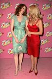 Nicolette Sheridan,Marcia Cross. Marcia Cross and Nicolette Sheridan at the Premiere Party for the new 7UP Plus Commercial. Cabana Club, Hollywood,CA. 08-23-05 Stock Image