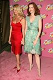 Nicolette Sheridan,Marcia Cross Stock Photos