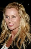 Nicollette Sheridan Photographie stock