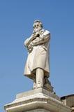 Nicolo Tommaseo statue, Venice Stock Photos