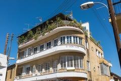 Nicosia central, Chipre Fotografía de archivo
