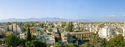Nicosia, Cipro Fotografia Stock