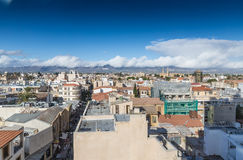 Nicosia City View Royalty Free Stock Images