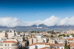 Nicosia City View Royalty Free Stock Photography