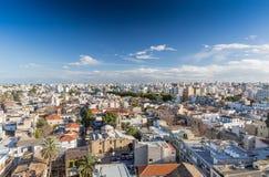 Nicosia City View Stock Images