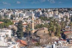 Nicosia City View Stock Photos