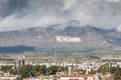 Nicosia City View Stock Photography