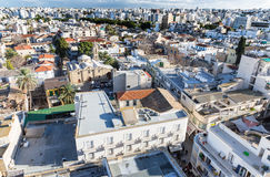 Nicosia City View Royalty Free Stock Photo